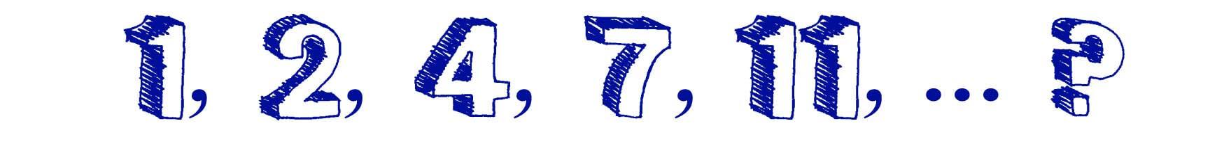 Giochi matematici - Successioni numeriche