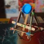 costruire una catapulta trabucco