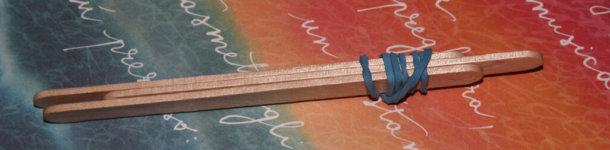 costruire un arco giocattolo